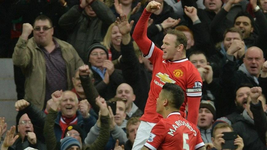 Rooney y Rojo