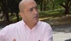 En la foto Carlos Mario Montoya, precandidato Conservador a la Gobernación de Antioquia