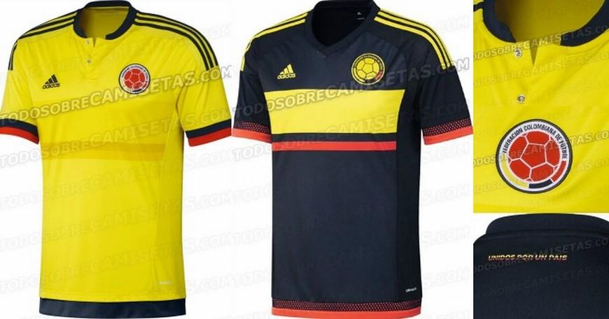 8f8e593ec03 Así será la nueva camiseta de la selección Colombia