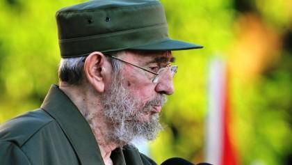 El expresidente cubano Fidel Castro. EFE/Archivo