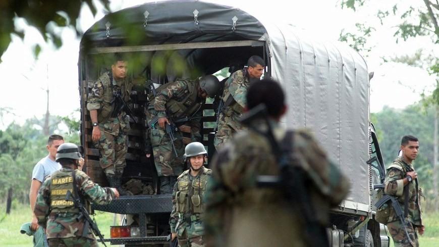 """El Ejército adelantó operaciones contra la cuadrilla """"Compañera Yesenia"""" del ELN. Foto: Archivo"""