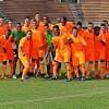 La unión es uno de los secretos del 'naranja' según su entrenador. Foto: cortesía Envigado FC