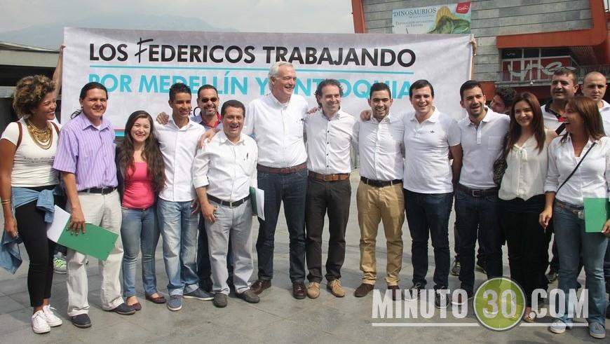 candidatos concejo de medellin 'creemos' app