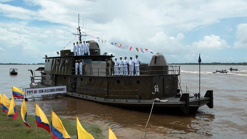 Armada colombiana
