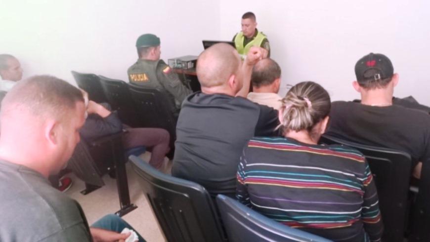 Foto: Policía Antioquia.