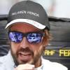 """El piloto español Fernando Alonso ha afirmado en la web oficial del Mundial de Fórmula Uno que el McLaren-Mercedes experimentará """"un gran paso adelante"""" en la próxima carrera, el Gran Premio de España, en el Circuito de Barcelona-Cataluña dentro de tres semanas. EFE/Archivo"""