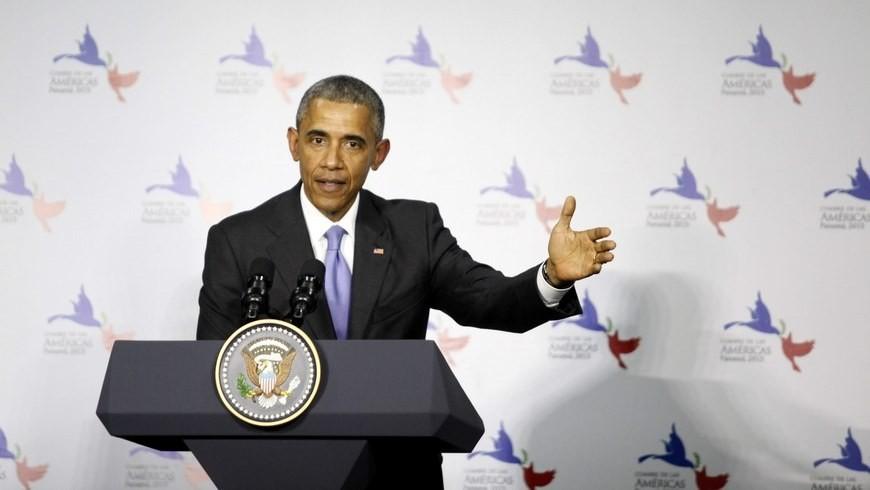 """Obama: """"No hay una amenaza mayor al planeta que el cambio climático"""""""