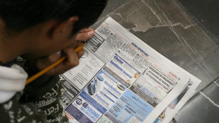 desempleo en ciudades colombianas