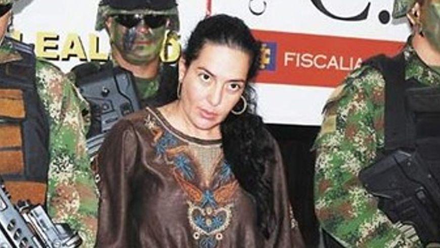 Lorena Henao, viuda del capo del Cartel de Cali Ivan Urdinola, fue asesinada el 27 de diciembre de 2012, en La Tebaida Quindió