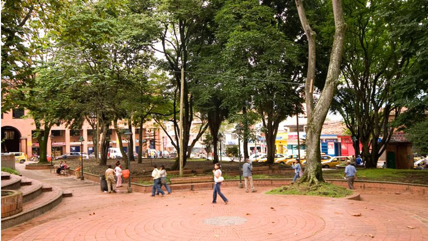 Image result for Parque Poblado