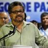 Negociadores de las Farc en La Habana. Foto: Archivo.