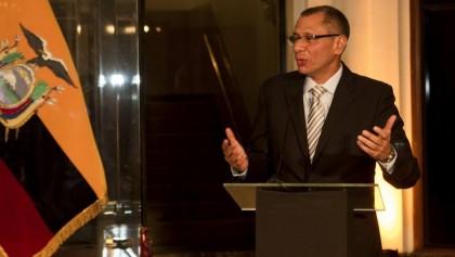 El vicepresidente de Ecuador, Jorge Glas. EFE/Archivo