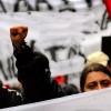 """El presidente de la Asociación de Profesores de la UCV, Víctor Márquez, dijo a los periodistas que la huelga en la mayor casa de estudios superiores de Venezuela """"sería innecesaria si el Gobierno nos escuchara"""". EFE/Archivo"""