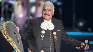 El cantante Vicente Fernández. EFE/archivo