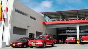 Estación de Bomberos de Kennedy en Bogotá. Foto: Elespectador.com