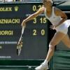 La danesa Caroline Wozniacki