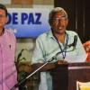 """Alias """"Joaquín Gómez estuvo presente en la liberación del subteniente Moscoso. Foto: Cortesía."""