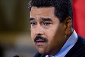 El presidente de Venezuela, Nicolás Maduro. EFE/Archivo.