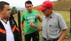 Alfonso González Soto (centro). Foto: @ElCarmenV
