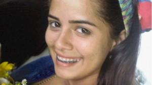 Foto de la joven cortesía del diario Panorama.