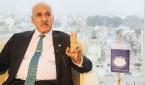 El director general del Fondo de la OPEP para el Desarrollo Internacional (OFID), Suleiman Jasir Al-Herbish, habla durante una entrevista en Lima (Perú). EFE
