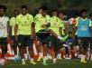 Jugadores de la selección de fútbol de Brasil participan en un entrenamiento, el pasado miércoles 2 de septiembre de 2015, en el Centro de Formación de Red Bull en Whippany, Nueva Jersey (Estados Unidos). EFE/Archivo