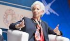 Fotografía cedida por el Fondo Monetario Internacional (FMI) de la directora gerente del Fondo Monetario Internacional (FMI), Christine Lagarde. EFE.