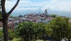 Panorámica del municipio de Támesis. Foto: Internet.