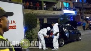 Tripel crimen en Girardot
