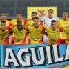 Foto cortesía Deportivo Pereira, líder de su grupo y que además cuenta con el denominado 'punto invisible'.