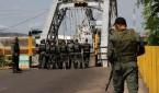 Miembros de la Guardia Venezolana. Archivo/EFE
