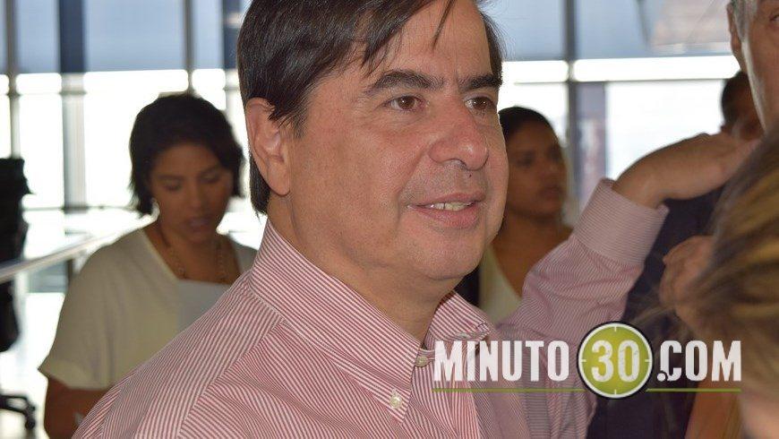Ministro colombiano dice que el eln parece no estar for Ministro del interior 2016