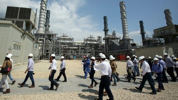 Reficar prendió sus 34 unidades y ha exportado 12 millones de barriles