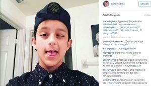 Xander/ Tomada de Instagram