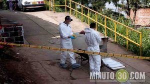 hombre torturado en una nevera Jose Efrain Restrepo Macias