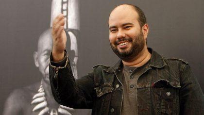 """El colombiano Ciro Guerra, director de la película """"El abrazo de la serpiente"""". EFE/Archivo"""