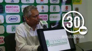 Reinaldo Rueda con marca de video