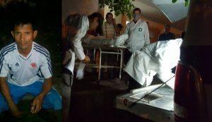 En la foto: Darwin Bermont Beltrán, capturado por asesinar al menor de 15 años en Cúcuta. Foto tomada del Diario La Opinión