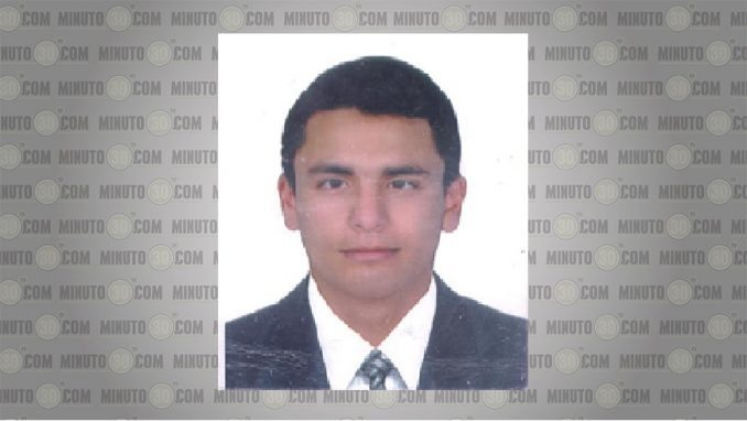 Banca Oriental Telefono:Carlos Mario está desaparecido, ¡difundamos!