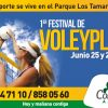 Festival Voleyplaya comfenalco