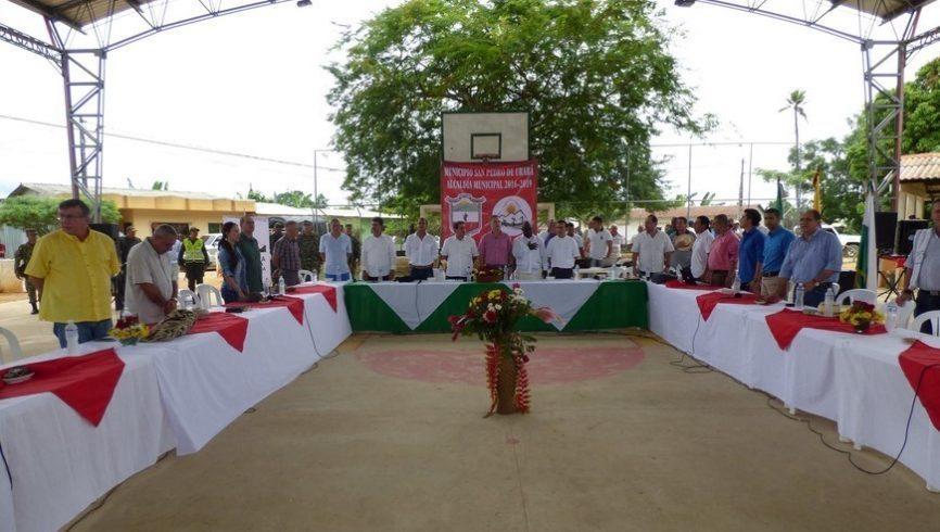 Diputados visitaron San Pedro de Urabá para conocer las ... - Minuto30.com