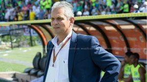 El actual técnico de Atlético Nacional, Reinaldo Rueda. Foto: Minuto30.com