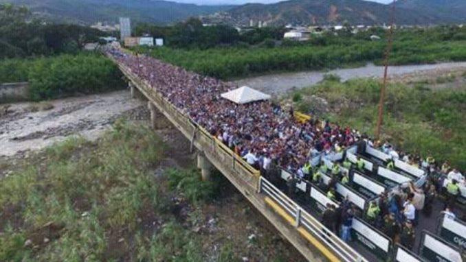 Detienen venezolano por tráfico de migrantes en frontera con Colombia