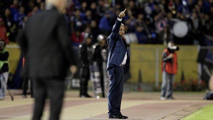 El director técnico del Atlético Nacional de Colombia, Reinaldo Rueda. EFE/Archivo