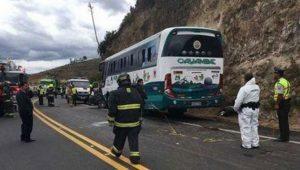 Foto cortesía medios ecuatorianos.