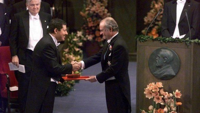 ganador premio nobel: