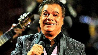 El cantante mexicano Juan Gabriel.