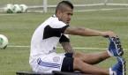 - El jugador de la selección paraguaya de fútbol Víctor Ayala