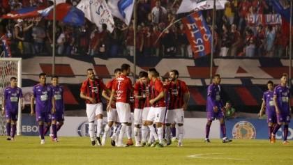 Jugadores (c) de Cerro Porteño de Paraguay