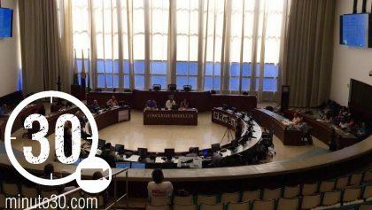 Concejo de Medellín, comisión accidental El Guacal. Minuto30